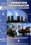 Vibration Transducer Catalogue